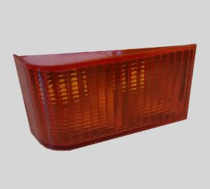 Lanterna Traseira Nielson 89 Busscar Ambar