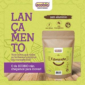 Fermento Não Transgênico Para Bolos 100g - Ecobio