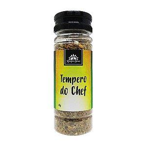 Tempero do Chef 40g  - Kampo de Ervas
