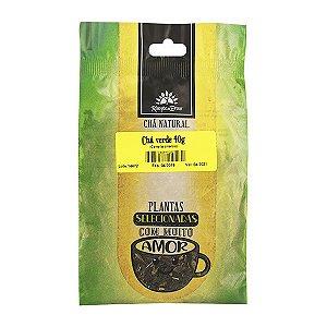 Chá Verde 40g  - Kampo de Ervas