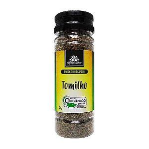 Tomilho Orgânico 30 g   - Kampo de Ervas