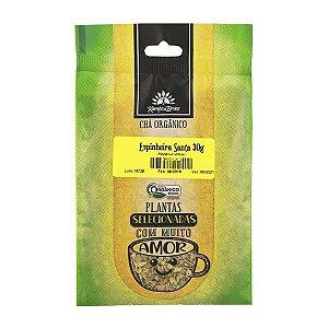 Chá de Espinheira Santa Orgânico 30g - Kampo de Ervas