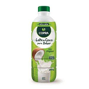 Leite de Coco para Beber Copra  Zero Açúcar - 900ml