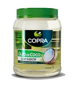 Óleo de Coco sem Sabor Copra  -  200ml