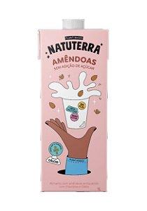 Leite de Amêndoas Natuterra   -  1L