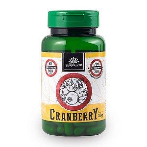 Cranberry em Cápsulas - 90cps de 500mg - Kampo de Ervas