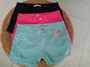 SHORTS FEMININO COLORS