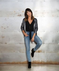 Calça Jeans Skinny Cintura Media Feminina