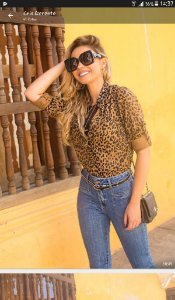 Calça Jeans Skinny Feminina Cintura Alta