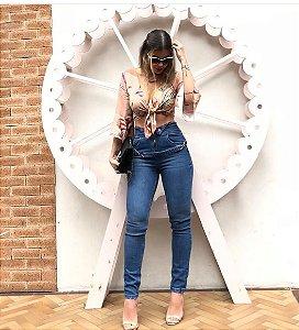 Calça Skinny Jeans Feminina