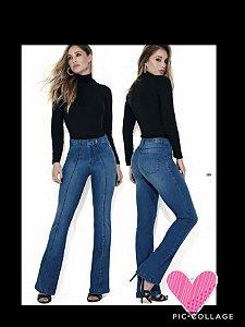 Calça jeans Flare Feminina CR