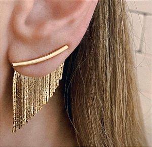 BRINCO EAR CUFF FRANJAS