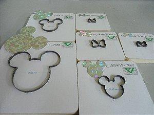Conjunto Mickey e Mine