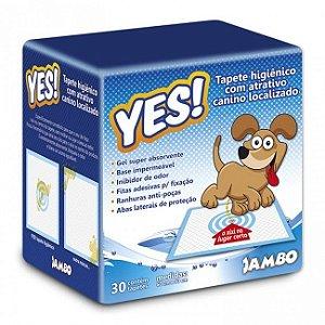 Tapete higiênico para cachorro com 30 pcs - Yes! Jambo Pet
