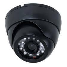 Câmera dome HD infravermelho