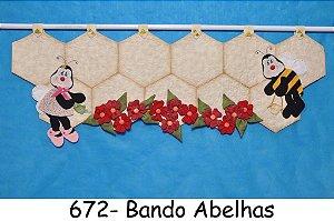 Projeto Bandô abelhas