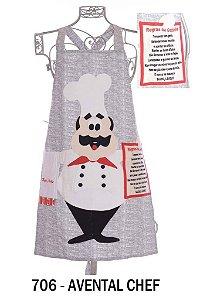 Projeto Avental chef