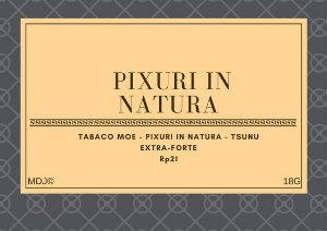Rapé de Pixuri in Natura - Forte 5
