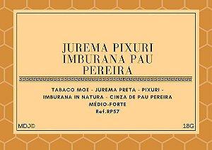 Rapé de Jurema com Pixuri, Imburana e Pau Pereira