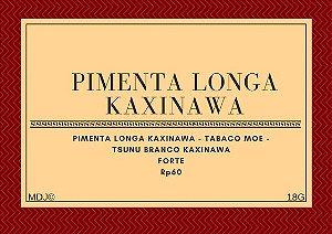 Rapé de Pimenta Longa Kaxinawá - Forte