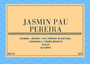 Rapé de Jasmim com Pau Pereira - Suave