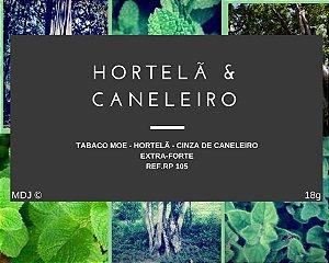 Rapé de Hortelã e Caneleiro