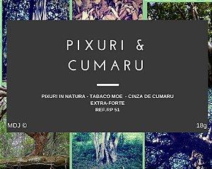 Rapé de Pixuri & Cumaru