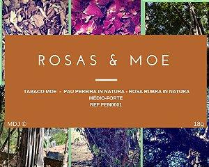 Rapé de Rosas - Médio Forte 4