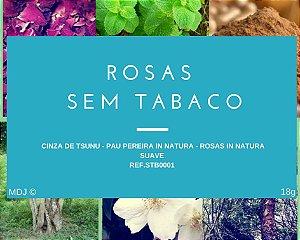 Rapé de Rosas Sem tabaco - Suave 2