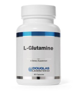 L Glutamina - L Glutamine 500mg Douglas Labs (60caps)
