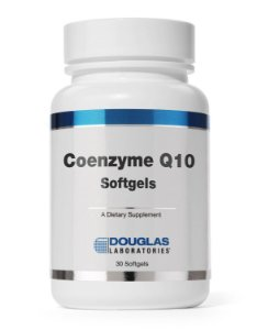 Coenzima Q10 Softgel - Co Enzyme Douglas Labs (30caps)