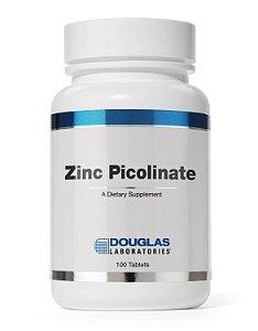 Zinco - Picolinato de Zinco 20mg - Douglas Labs  (100 comprimidos)