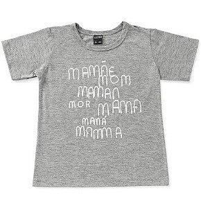 Camiseta Mamãe