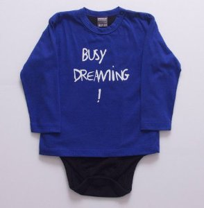Camiseta Body Busy Dreaming