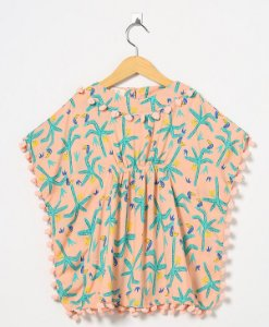 Kaftan Tropical