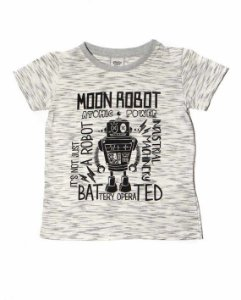 Camiseta Moon Robot