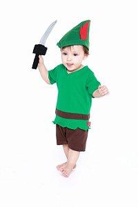 Fantasia Peter Pan Baby