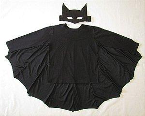 Morcego manga longa