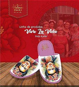 Linha de Produtos Viva La Vida Frida Kahlo