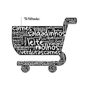 Lista de Compras Carrinho