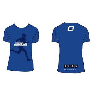 Camiseta Mania de Corrida - MODELO 2016 (FORMA MAIOR)
