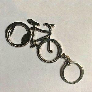 Chaveiro e Abridor Bike