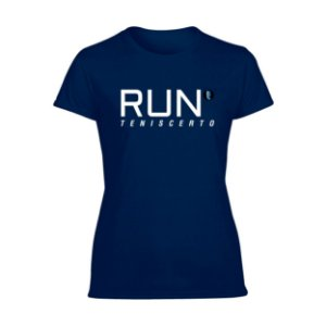 Camiseta Tênis Certo RUN Feminina