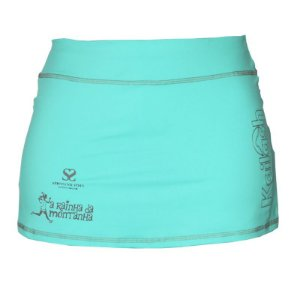 Short Saia Queen Azul Kailash – Special Edition A Rainha da Montnaha