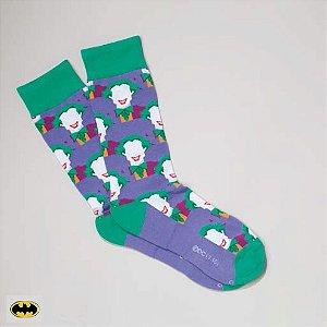 Meia Lupo Urban Coringa Batman - Produto Licenciado