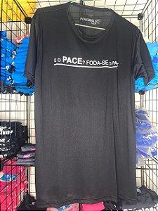 Camiseta Foda-se o Pace Preta