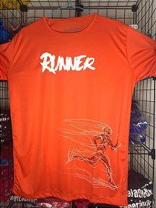 Camiseta Runner Laranja