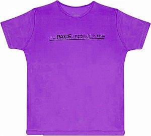 Camiseta Foda-se o Pace - Roxa