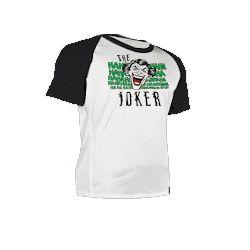 Camiseta The Joker - Coringa