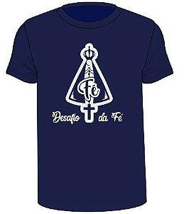 Camiseta Desafio da Fé - em Poliamida